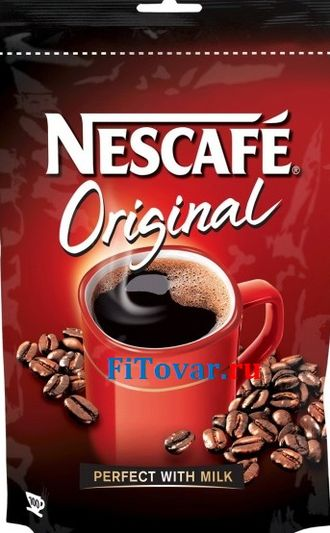 Кофе растворимый Nescafe Original 200g