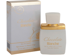 Chocolate Blanche eau de toilette for women - Marc Bernes
