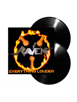Raven - Everything Louder 2-LP