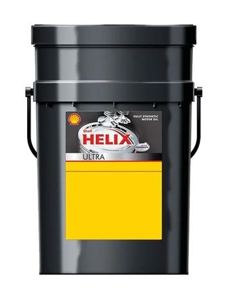 Масло моторное Shell HELIX ULTRA ECT 5W-30 20л 550048699