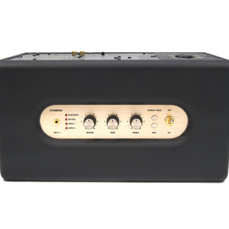 MARSHALL Stanmore Bluetooth Black в soundwavestore-company.ru