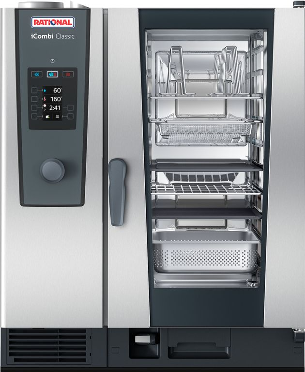 ПАРОКОНВЕКТОМАТ RATIONAL ICOMBI® CLASSIC 10-1/1 CD2ERRA.0001232