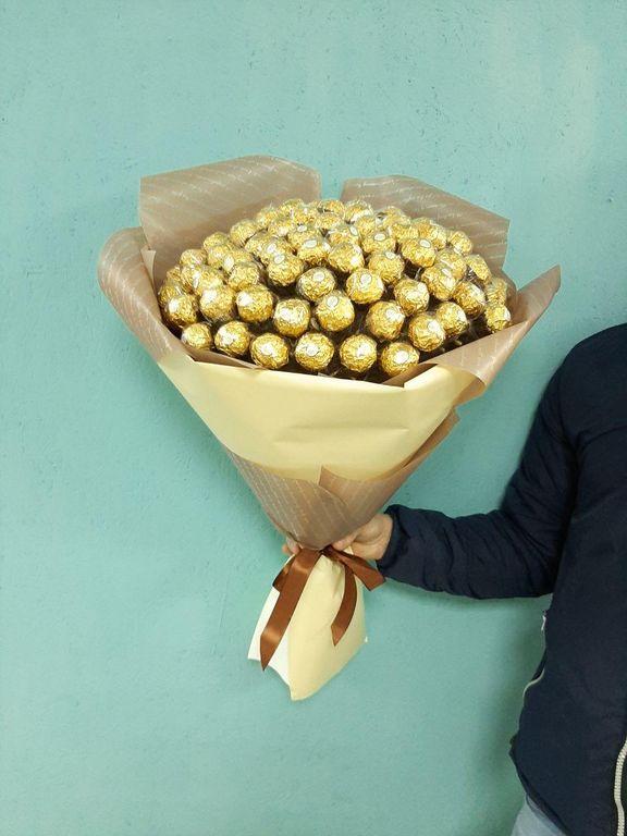 заказать букет из конфет в Волгограде