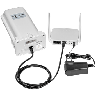 Антенна и точка доступа DS-LINK DS-4G-5KIT