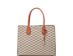 Сумка MICHAEL KORS Mercer Large Tote (С логотипом Kors)