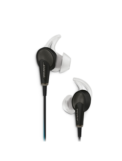 Bose QuietComfort 20 Apple Black в soundwavestore-company.ru