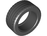 Tire 81.6 x 36 R Technic Straight Tread, Black (x1825 / 4506404 / 6022941 / 6241908)
