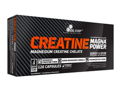 (Olimp) Creatine Mega Caps - (120 капс)