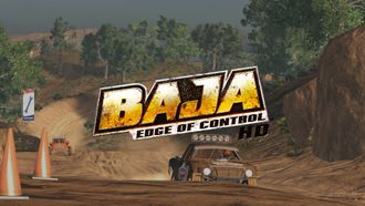 Baja: Edge of Control HD ( англ версия ) Sony Playstation 4 (PS4)