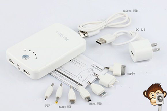 Power Bank Yoobao 11200mAh Long March YB642-3