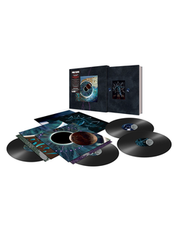 Pink Floyd - Pulse 4-LP BOX-SET DELUXE