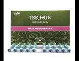 """Травяные капсулы против выпадения волос """"Тричуп"""" (Trichup Hair Nourishment) Vasu, 60 шт."""