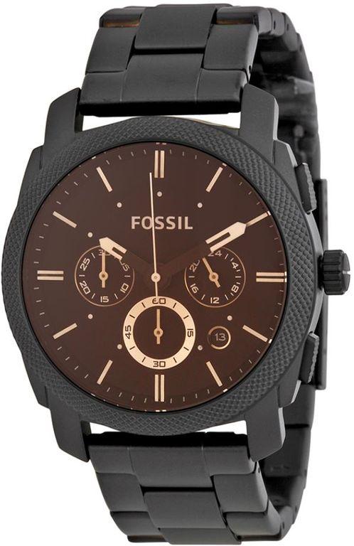 e332f35c Мужские наручные часы Fossil FS4682 купить в интернет-магазине 12chasov.ru