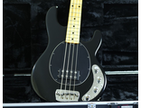 Music Man Stingray IV Black Maple 1998 USA