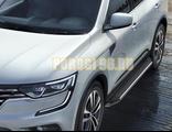 Пороги на Renault Koleos (2016-…) Premium
