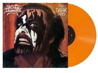 KING DIAMOND - The Dark Sides LP Orange