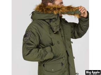 Куртка мужская Explorer Alpha Industries