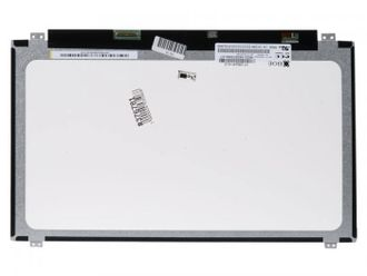 Матрица для ноутбука Packard Bell 15.6 NT156WHM-N12, 30 pin , slim , 1366X768, Глянец, EDP, Новая, оригинальная