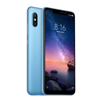 Xiaomi Redmi Note 6 Pro 3/32Gb Blue (Global) (rfb)