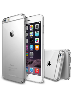 Чехол на Apple iPhone 6 Plus, Ringke серия Slim, цвет прозрачный (Clear)