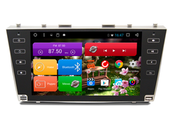 "Автомагнитола MegaZvuk T8-9051 Toyota Camry (XV40) (2006-2011) на Android 7.1.2 Octa-Core (8 ядeр) 9"" Full Touch"
