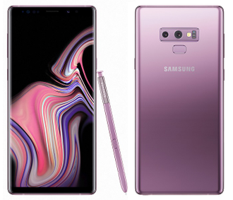 Samsung Galaxy Note9 128Gb Ультрафиолет (rfb)