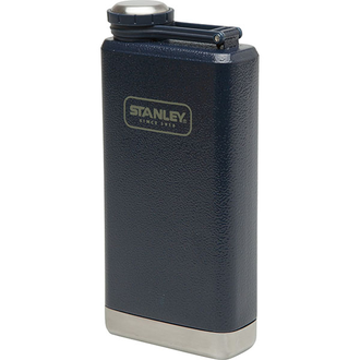 Фляжка STANLEY Adventure SS FLASK 0.23L синяя