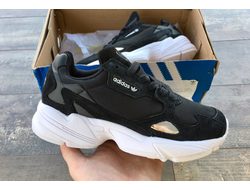 Кроссовки Adidas Falcon Black/White