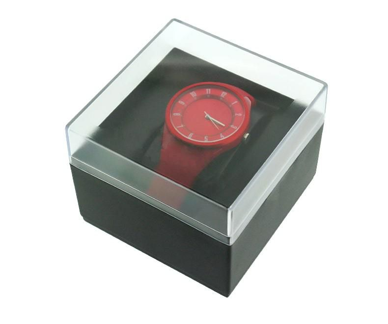 Plastic Watch Jewelry Box