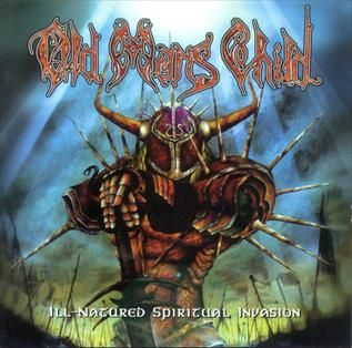 Old Man's Child - Ill-Natured Spiritual Invasion LP
