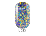 Гель-лак Naomi Gel Polish Brilliant 233, 6 мл