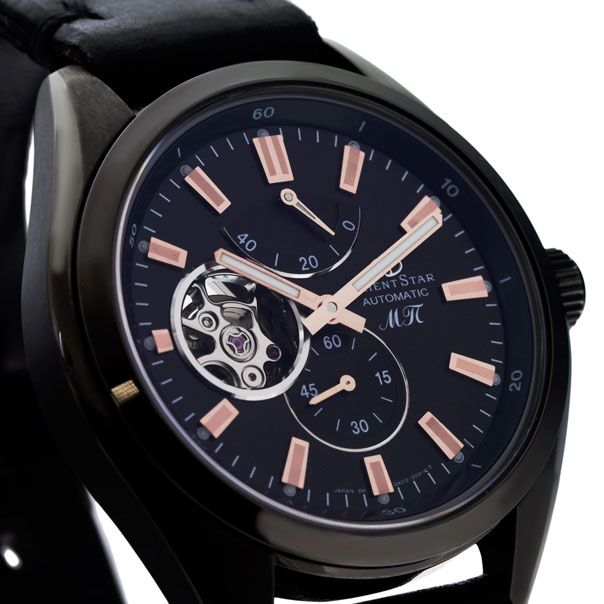Мужские японские наручные часы Orient DK02003B купить в интернет ... 9cdaffc28f730