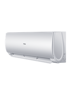 Haier Lightera Crystal DC Inverter     площадь - 36кв.м.