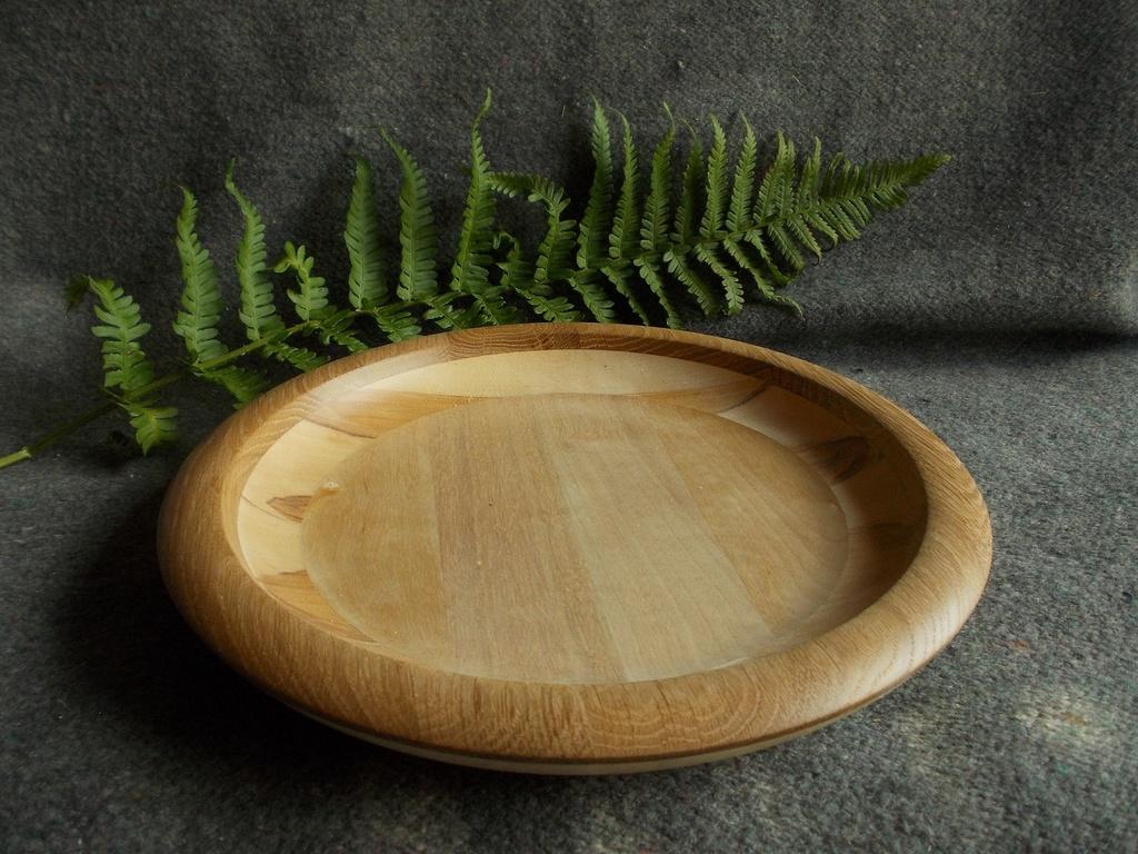 Декоративная посуда для фруктов, блюдо из дерева, мастерская Великая Кракотка, Беларусь