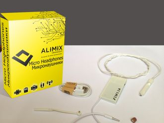 Микронаушник Alimix Turbo wireless pro