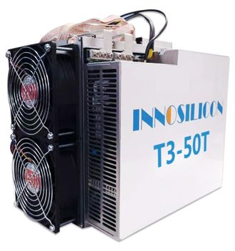 Innosilicon T3-50t with PSU