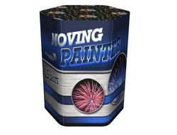 Батарея салютов MOVING PAINTER MC150-19 MAXSEM | Neva-Salut.com