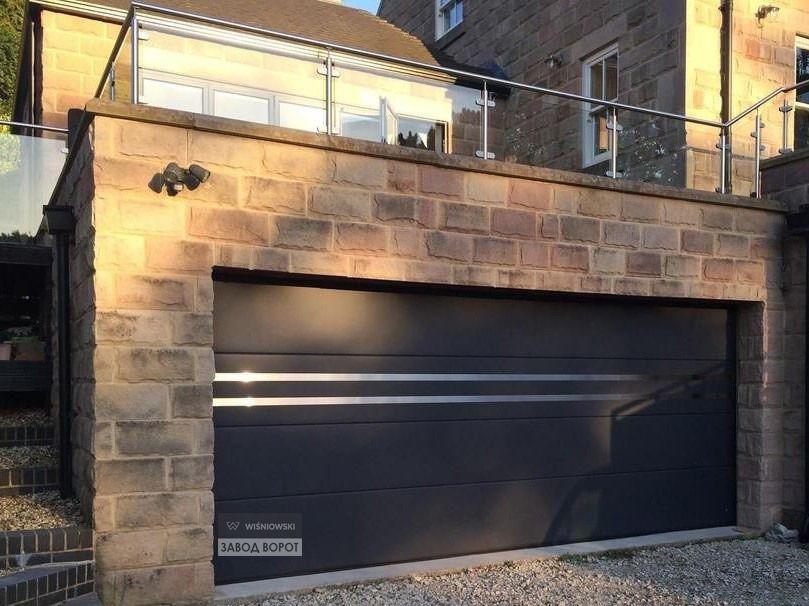 автоматические гаражные ворота из Европы - производство въездных систем