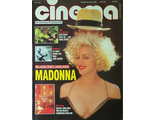 Cinema Magazine September 1990 Madonna Cover, Tom Cruise, Иностранные журналы о кино, Intpressshop