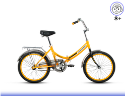 "FORWARD ARSENAL 1.0 20"" (желтый) Kiddy-Bikes"