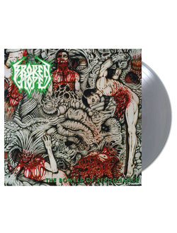 Broken Hope - The Bowels Of Repugnance LP silver