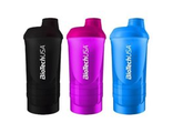 "Shaker Wave + 3 in 1 500 ml ""Schocking Blue"" BioTech"
