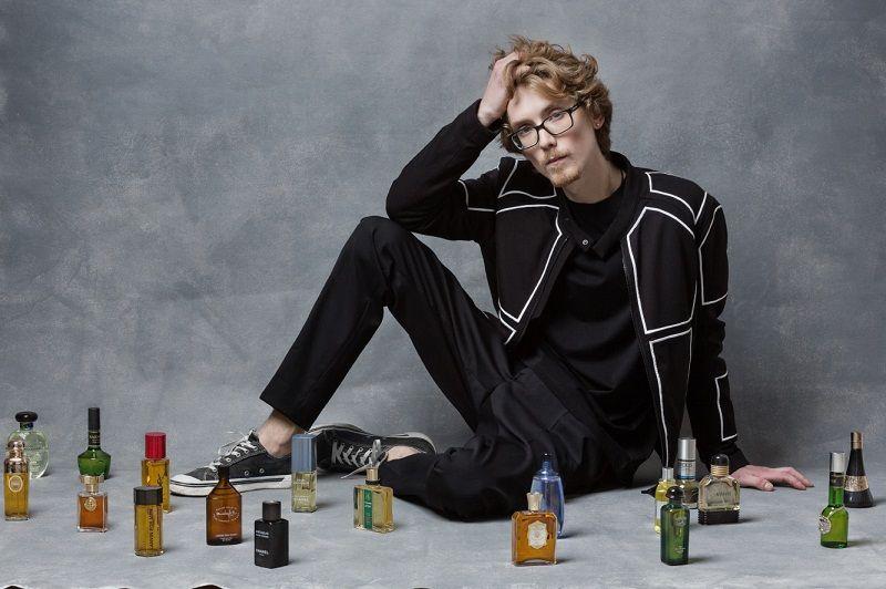 Тимур Саратов основатель Московского Музея Парфюмерии винтажные духи антикварная парфюмерия парфюм