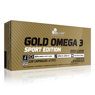 GOLD OMEGA 3® SPORT EDITION