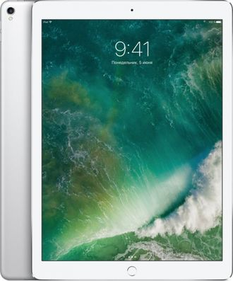 Apple iPad Pro 12.9 Wi-Fi + Cellular - Silver