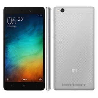 Xiaomi Redmi 3 3/16Gb Gray (Global) (rfb)