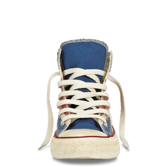 ALL STAR CHUCK TAYLOR DISTRESSED UNION JACK фото