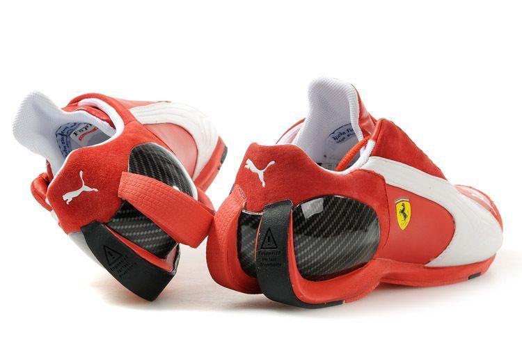 Купить кроссовки PUMA FERRARI красные по низкой стоимости в Перми в ... 81f3b28d67c