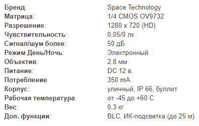 Space technology ST-1045