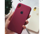 Silicon case для Iphone XR